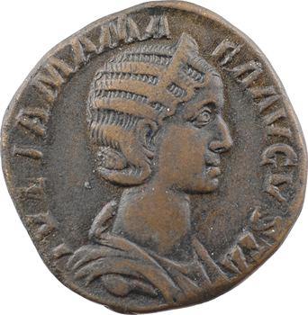 Julia Mamée, sesterce, Rome, 230
