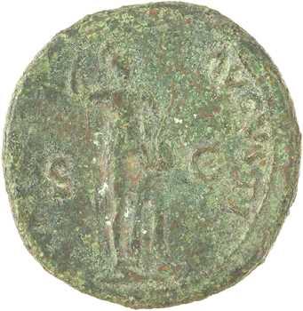 Domitien, as, Rome, 90-91