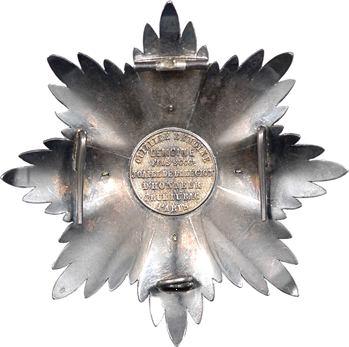 Vatican, grand croix de l'Ordre de Saint Grégoire