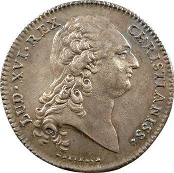 Normandie, Rouen, procureurs au Parlement, 1789