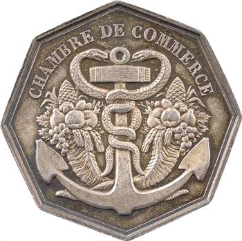 Second Empire, la Chambre de Commerce du Havre de Grâce, par Barre, s.d. Paris