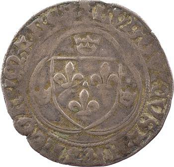 Louis XII, grand blanc à la couronne, Châlons-en-Champagne