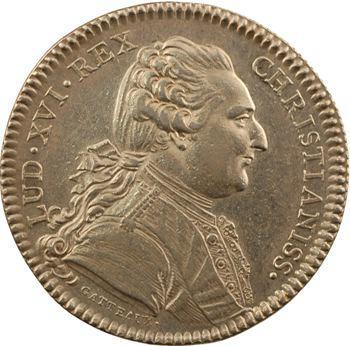 Languedoc (États du ), Louis XVI, 1785 Paris