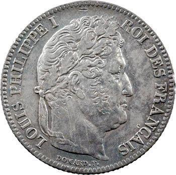 Louis-Philippe Ier, 1 franc, 1844 Paris