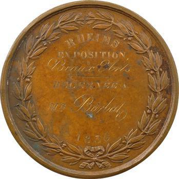 Louis-Philippe Ier, prix des Beaux-Arts de Reims à Barbat, 1836
