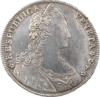Italie, Venise (ville de), Paolo Renier, thaler, 1784 Venise