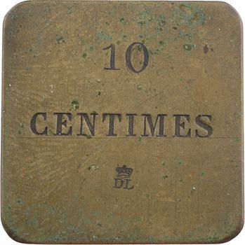 Poids monétaire, Second Empire, 10 centimes, s.d. Paris