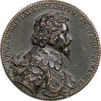 Antoine Ruzé, surintendant des finances, mines et minières de France, 1629