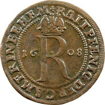 Allemagne (Empire), Bohème, Rodolphe II, Chambre des comptes de Prague, 1608