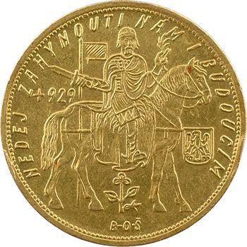 République tchèque, 5 ducats, 1932 Kremnitz