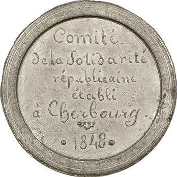 IIe République, Comité de solidarité républicaine de Cherbourg, 1848 Paris
