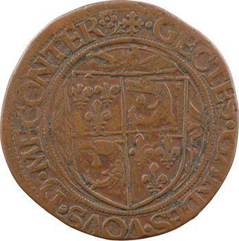 Dauphiné/Touraine, Henri Bohier, général, s.d. (après 1510)
