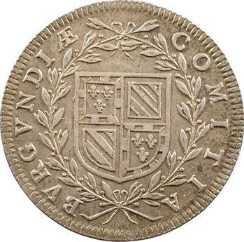 Louis XIV, les États de Bourgogne, 1645 Paris