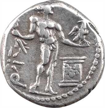 Cornelia, denier, Apollonia en Sicile, 49 av. J.-C.