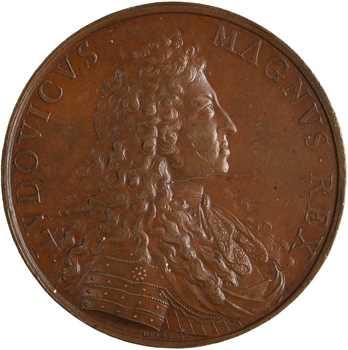 Louis XIV, hommage du duc de Lorraine, par Delahaye, 1661 Paris