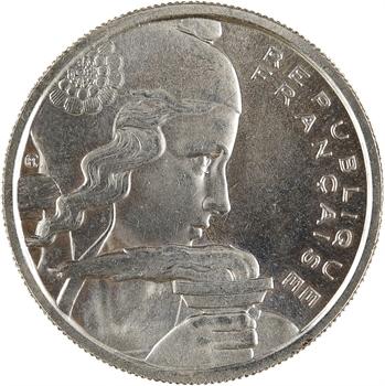 IVe République, essai de 100 francs Cochet, 1954 Paris