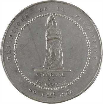 IIe République, élection à la Présidence de Louis-Napoléon Bonaparte, 1848 Paris