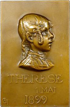 Charpentier (A. L. M.) : la Maternité, ou Thérèse, 1899 Paris, SAMF N° 123