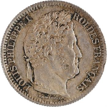 Louis-Philippe Ier, 2 francs, 1832 Paris
