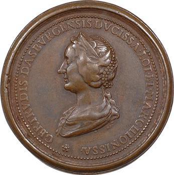 Lorraine : Thiébaud Ier (1213-1220) et G. Dasbourg, par Saint-Urbain, s.d. Nancy