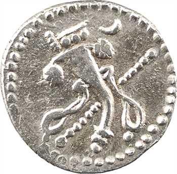 Maurétanie, Juba II, denier, c.16-17