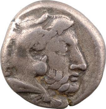 Macédoine, Amyntas III, statère, Aigéai, c.393-369 av. J.-C.
