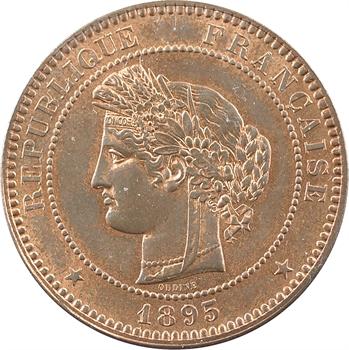 IIIe République, 10 centimes Cérès, 1895 Paris