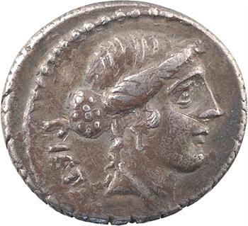 Postumia, denier, Rome, 48 av. J.-C