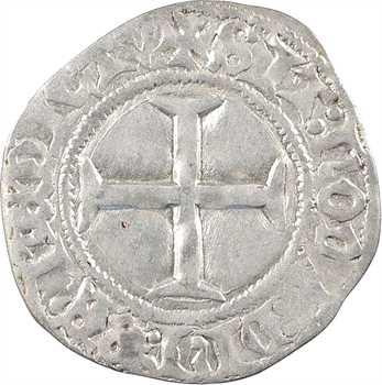 Bretagne (duché de), Jean V, blanc aux quatre mouchetures, s.d. (c.1423-1436) Fougères