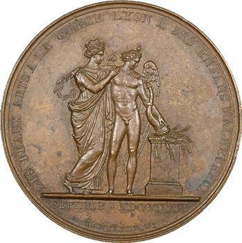 Charles X, Exposition charitable des Beaux-Arts de Grèce à Lyon, 1826 Paris