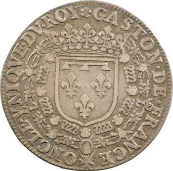 Dombes (principauté de), Gaston d'Orléans, 1645