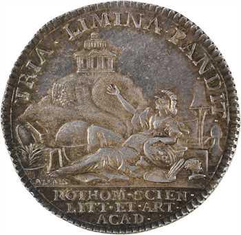 Premier Empire, Académie royale de Rouen, s.d. Paris
