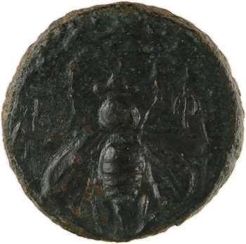 Ionie, Éphèse, bronze AE 19, magistrat Arkas, c.202-133 av. J.-C