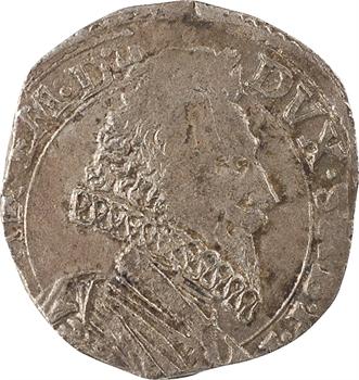 Savoie (duché de), Charles-Emmanuel Ier, florin 2e type, 1630 Turin
