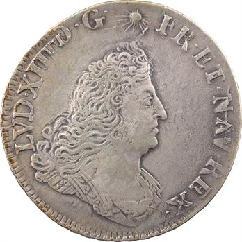 Louis XIV, demi-écu de Flandre aux palmes, 169? Lille