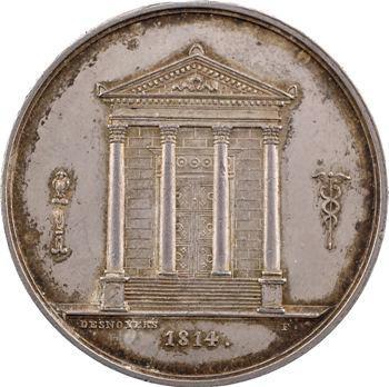 Premier Empire, Grande voirie de Paris, 1814 Paris