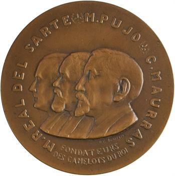 Possesse (Albin de) : 30e anniversaire des Camelots du Roi, 1908-1938 Paris