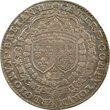 Bretagne, Chambre des Comptes, 1611