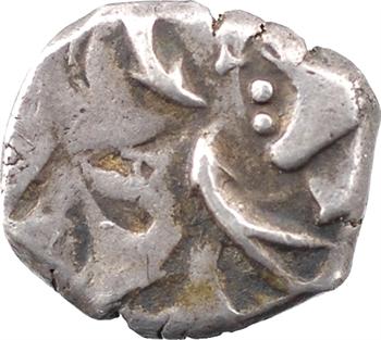 Volques Tectosages, drachme à la tête cubiste (4 lunules), c.121-52 av. J.-C