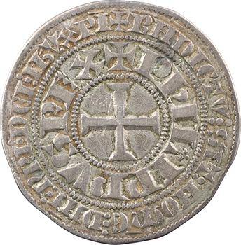 Philippe IV, gros tournois à l'O long