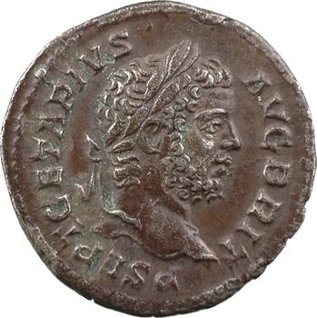 Géta, denier, Rome, 211