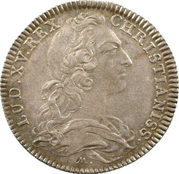 Trésor royal, Louis XV, 1743