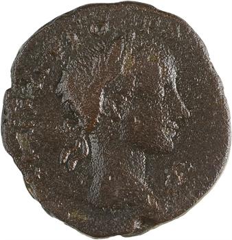 Osroène (royaume d'), Gordien III et Abgar X Severus, bronze AE 23, Édesse [Şanlıurfa, Turquie], 238-244