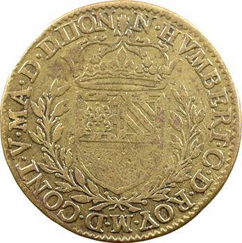 Bourgogne, Dijon (mairie de), Nicolas Humbert, maire, 1611