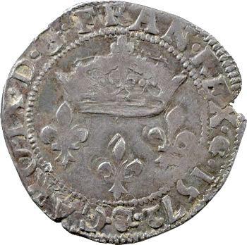 Charles IX, double sol parisis, 1572 Aix-en-Provence