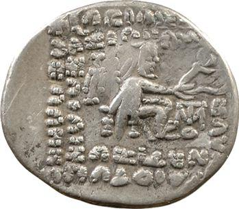Royaume Parthe, Orodes II, drachme, Mithradatkart, c.57-38 av. J.-C.