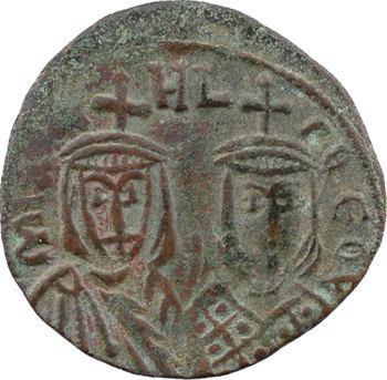 Michel II, follis, Syracuse