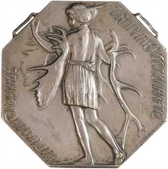 Autriche, François-Joseph, prix des trophées internationaux – concours à la première exposition internationale de chasse, 1910 Vienne