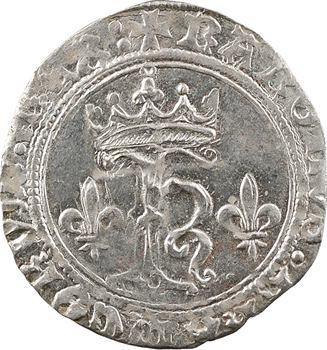 Charles VIII, dizain karolus (REX:), Châlons-en-Champagne