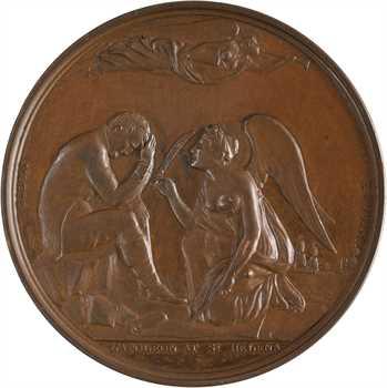 Les Cent-Jours, Napoléon à Sainte Hélène, par Webb et Mills, 1815 Paris
